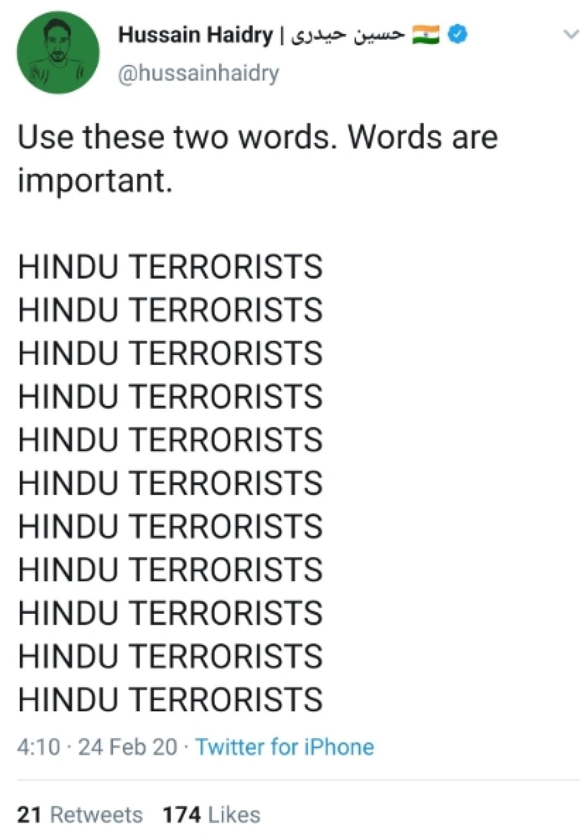 #BoycottBookMyShow: Twitterati uninstall app over 'Takht' writer Hussain Haidry's 'anti-Hindu bigotry'