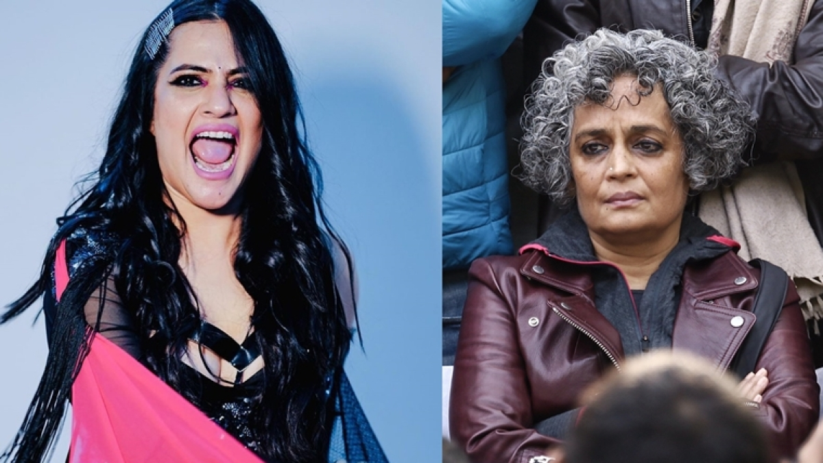 Palghar Sadhu Lynching: Sona Mohapatra wonders if Arundhati Roy and her fans have picked up news for lynching