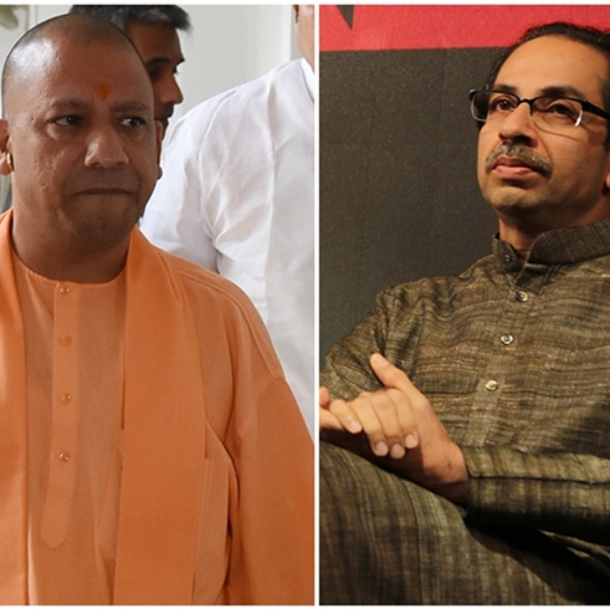 Bulandshahr Sadhu Murders: Uddhav Thackeray speaks to Yogi Adityanath; tells him to take quick action like Maha Govt did during Palghar Sadhu lynchings