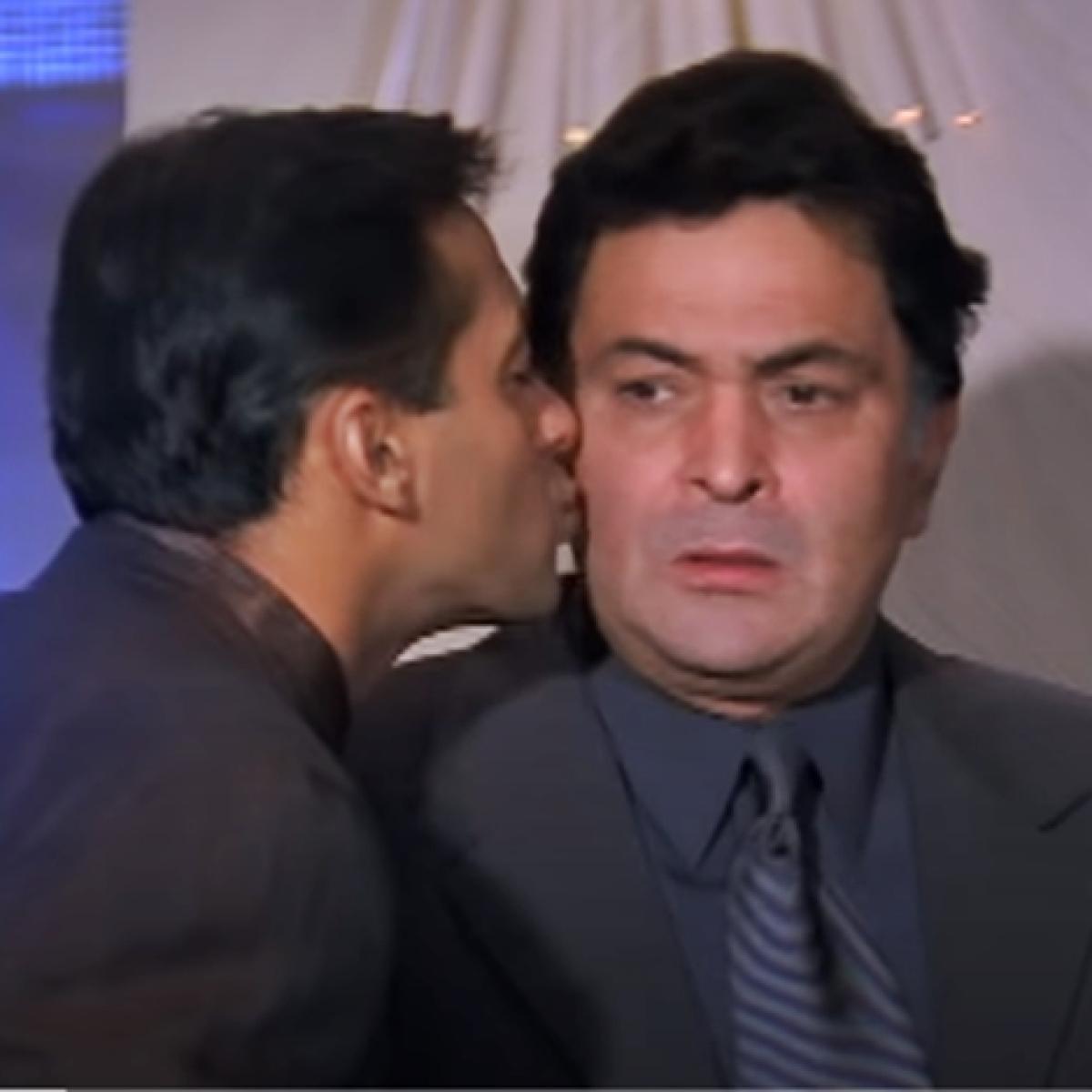 'Chintu Sir, kaha suna maaf': Salman Khan buries long-time hatchet with Rishi Kapoor, mourns actor's demise