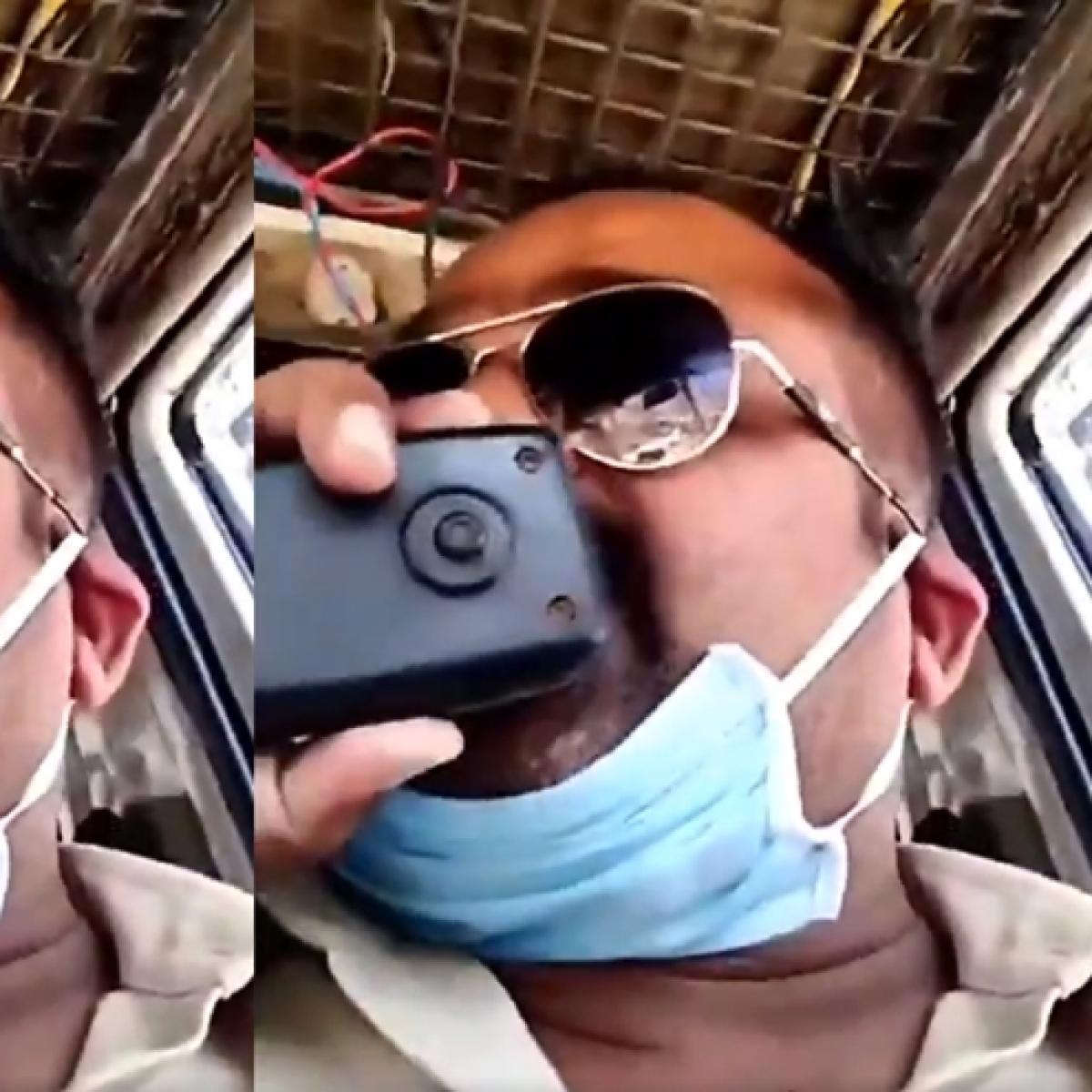 'Rohit Shetty wants his location': Twitter hails cop who said 'tod denge tumhare sharir ka kona kona, but hone nahin denge corona'