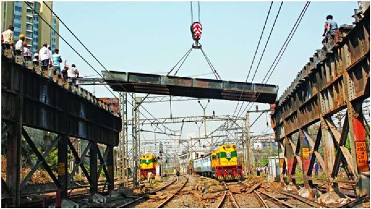 Mumbai: Hancock bridge construction gets delayed as techies stuck in Chandigarh