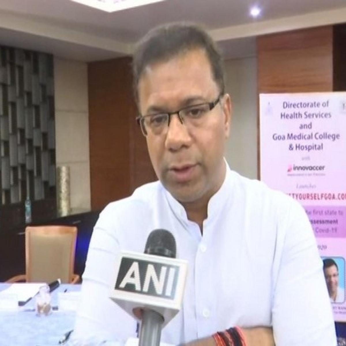 Latest coronavirus update: Goa's first COVID-19 patient recovers, says State Health Minister Vishwajit Rane