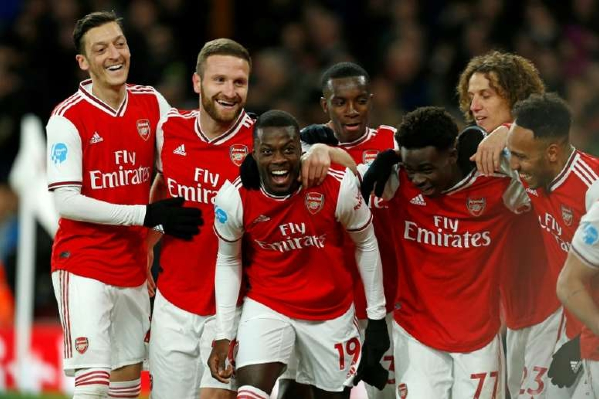 Despite being 9th in Premier League, here's how Arsenal can still qualify for UEFA Champions League next year