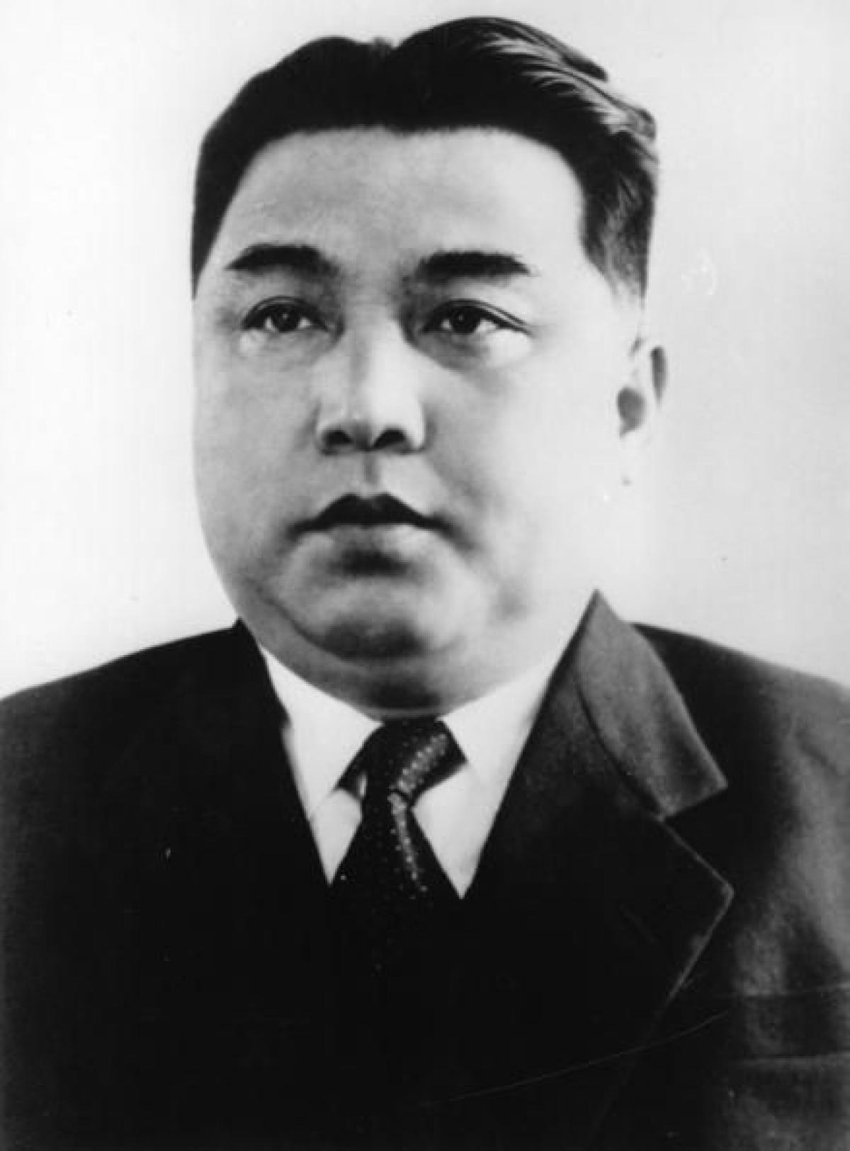Kim Il Sung