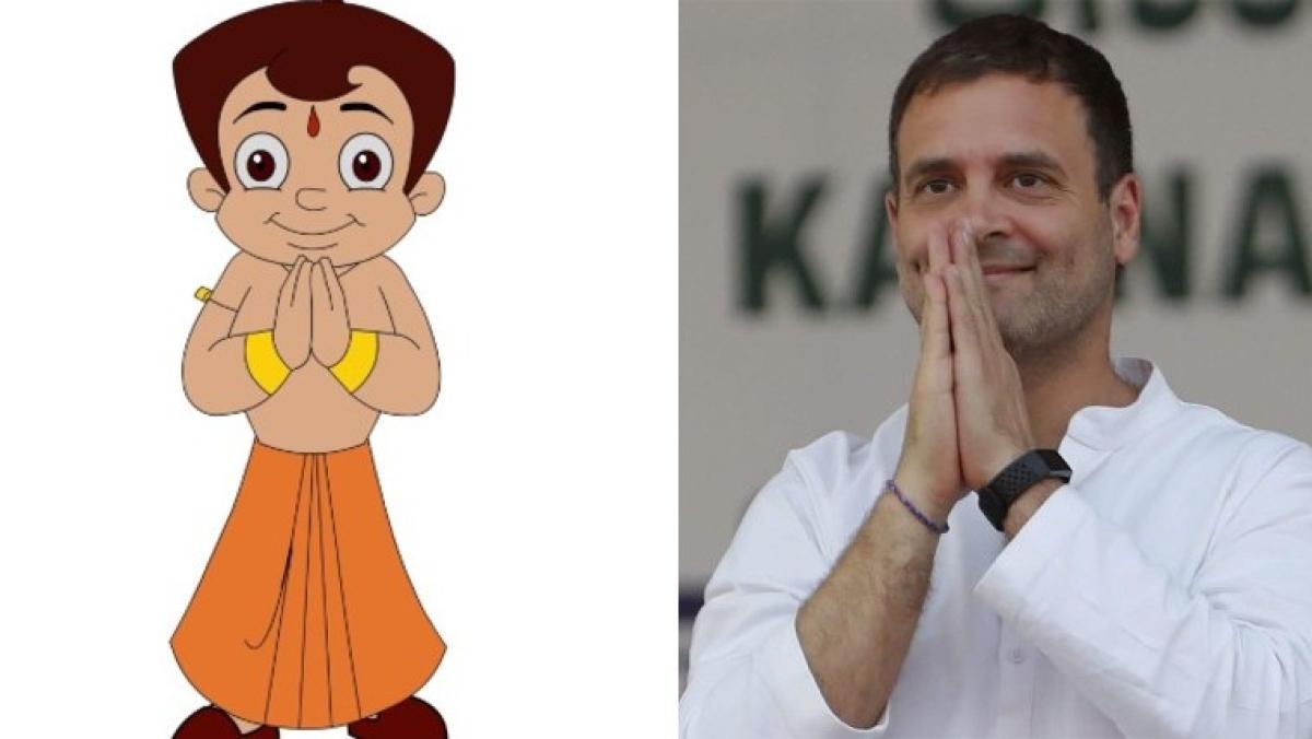 DD National to simulcast Chhota Bheem with POGO; Twitter says, 'Rahul Gandhi bahut khush honge aaj'
