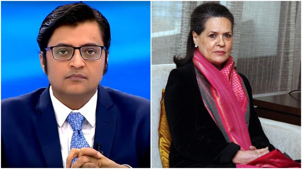 In relief for Arnab Goswami, Bombay HC says he had targeted Sonia Gandhi, Congress, not Muslims
