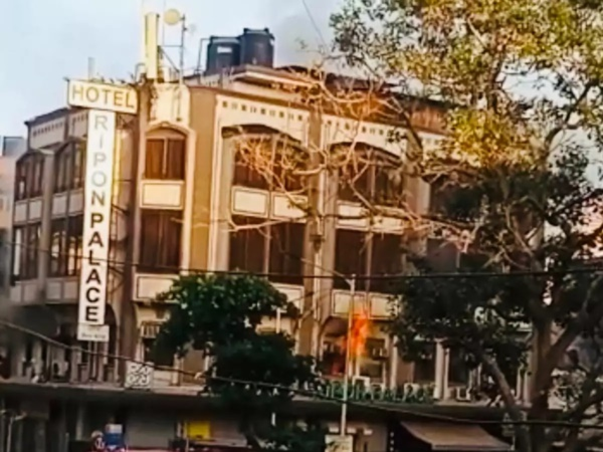 Coronavirus in Mumbai: Fire at Hotel Ripon Palace being used as a quarantine