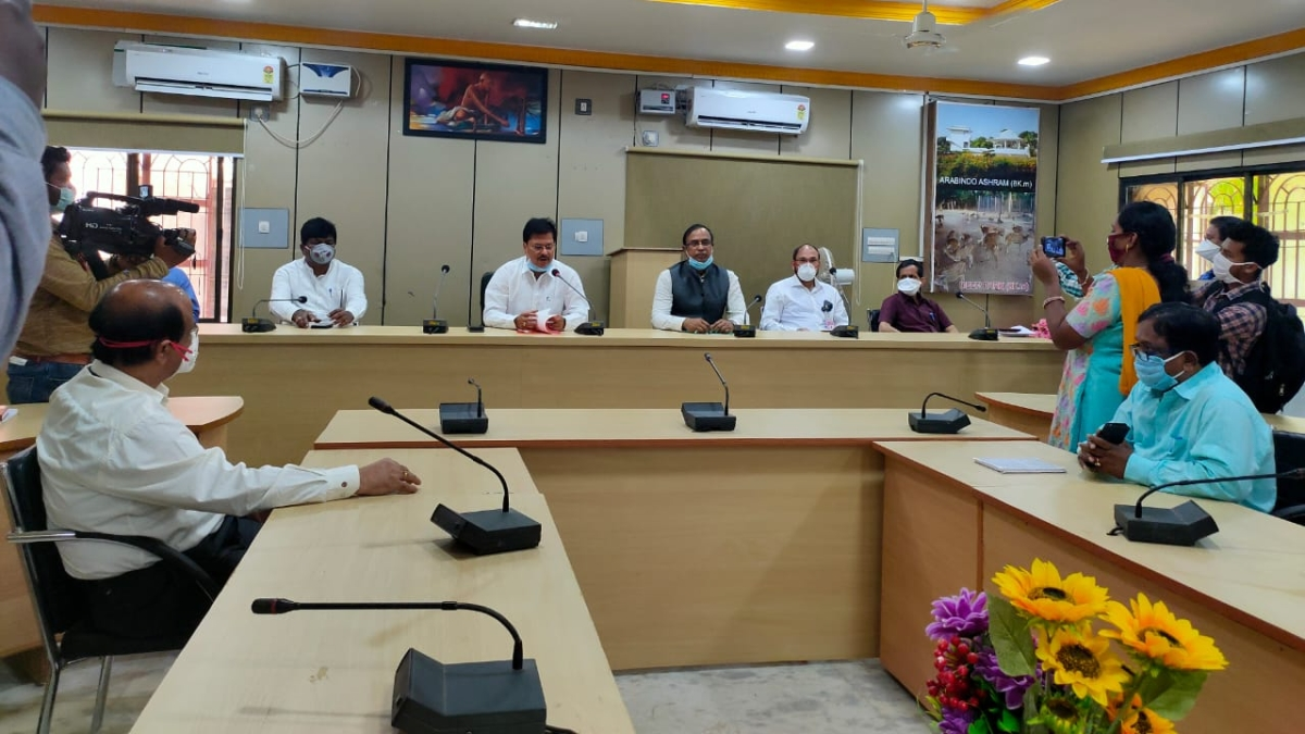 NALCO's 200 bedded dedicated hospital at Nabarangpur to fight against Covid 19