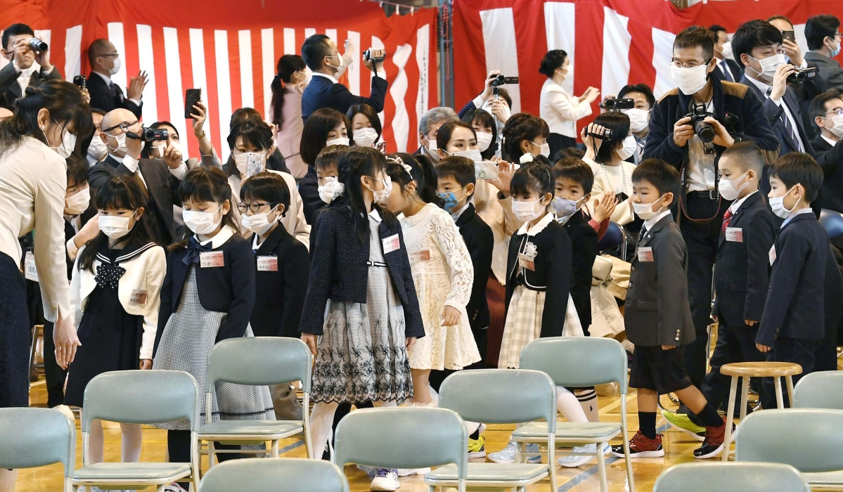 JApan plans to impose declare a state of emergency as Coronavirus cases rise in Tokyo.