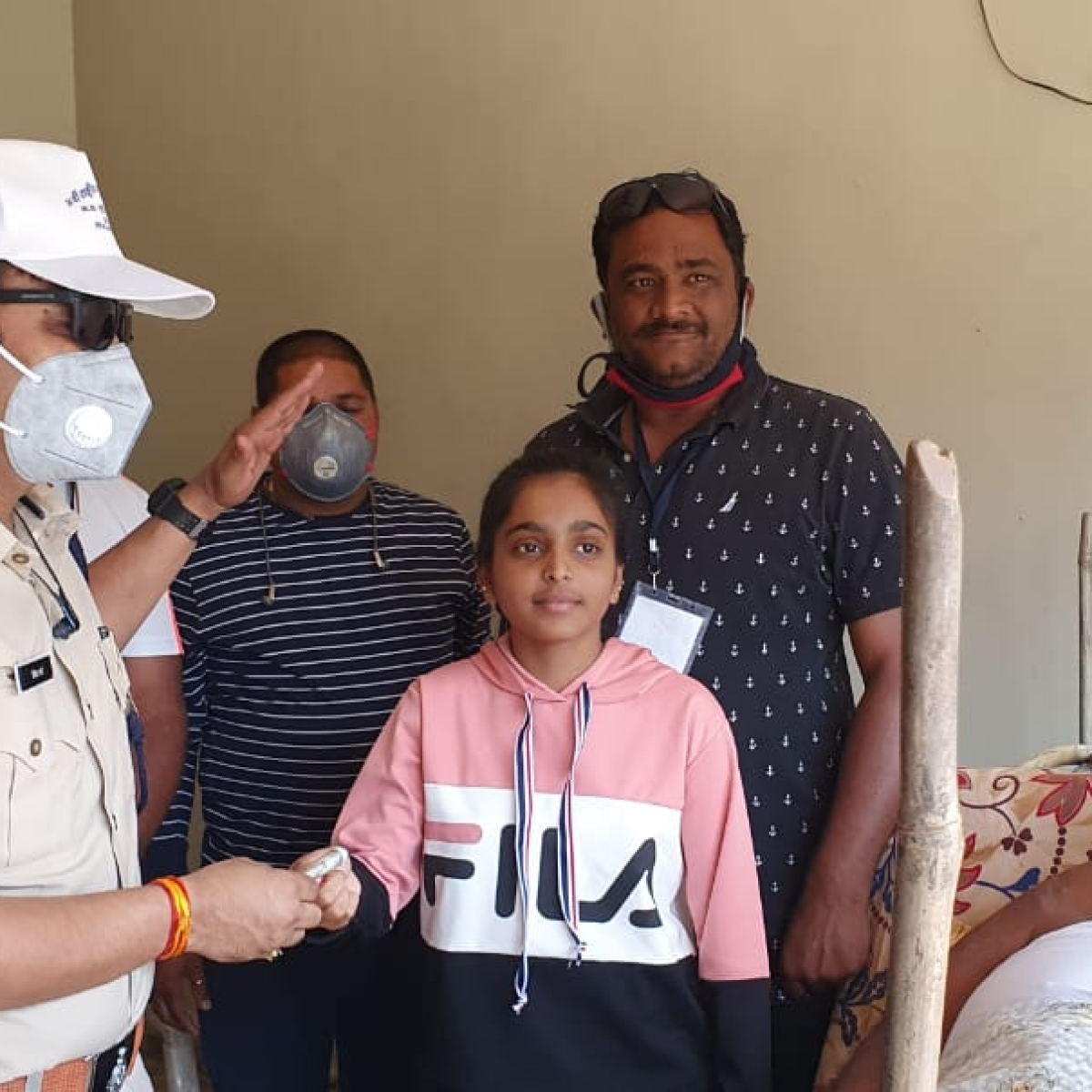 Indore: Children donate Rs 10k to feed poor amid lockdown