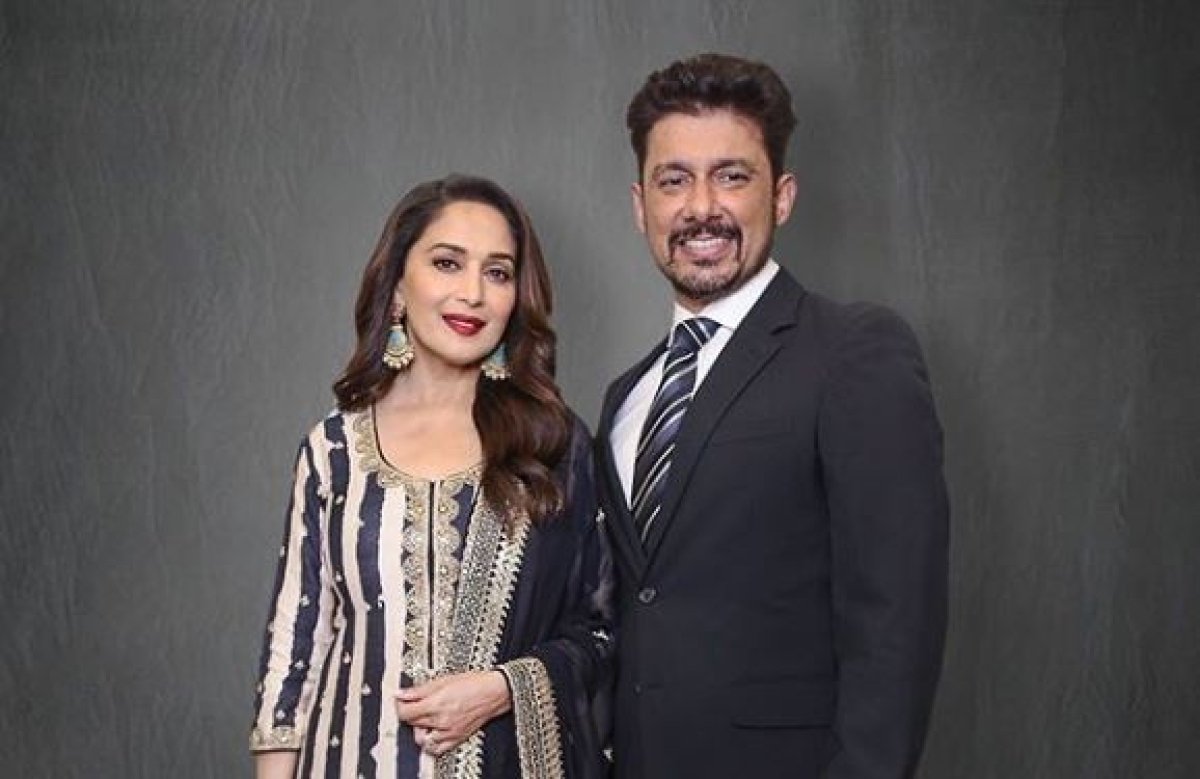 Madhuri Dixit, Dr Nene pledge to donate for PM CARES Fund and Maharashtra CM's Relief Fund