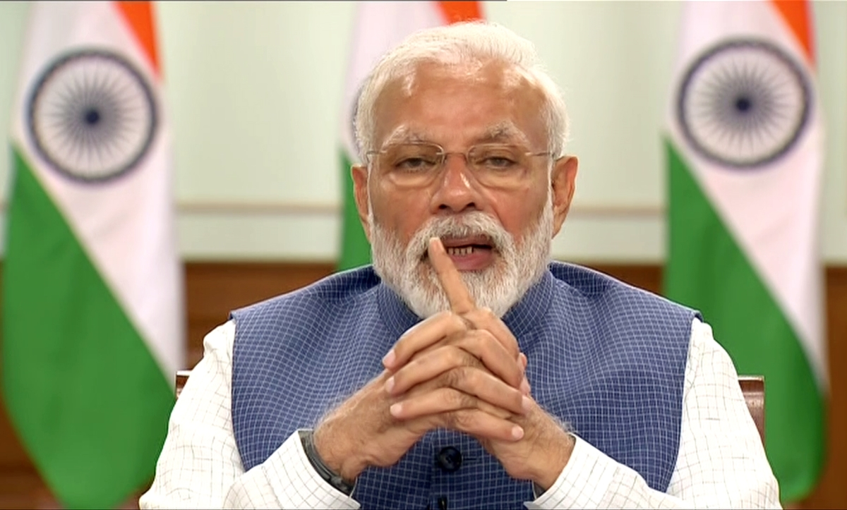 Turn off lights on April 5 between 9pm and 9.09pm and light candles to show solidarity against coronavirus: PM Modi's message to India