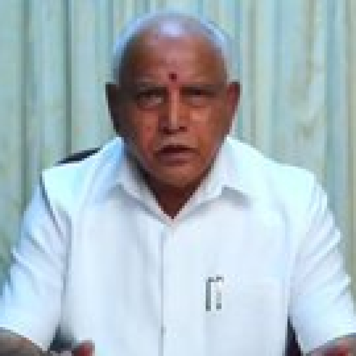 Mosques, churches likely to open along with temples from June 1: Karnataka Chief Minister BS Yediyurappa
