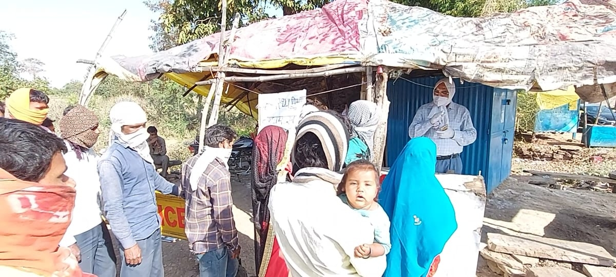 Madhya Pradesh: No coronavirus screening, it's just oral questioning in Damoh