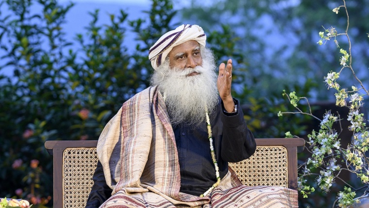 Ecological issues must become political issues:Sadhguru's message on Earth Day