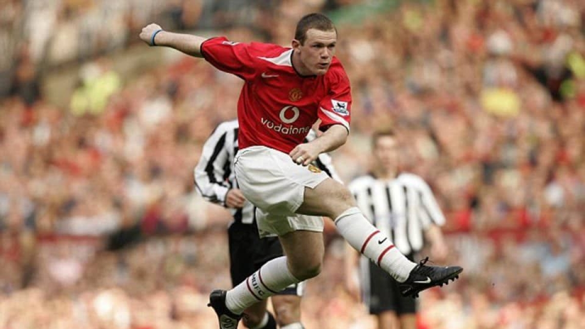 This Day That Year: The thunderous volley Wayne Rooney scored against Newcastle United