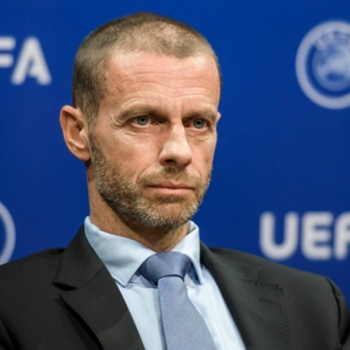 League ready for 'behind closed doors', says UEFA president Aleksander Ceferin
