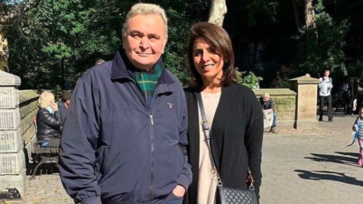 Neetu Kapoor expresses gratitude to medical staff of hospital where Rishi Kapoor breathed his last