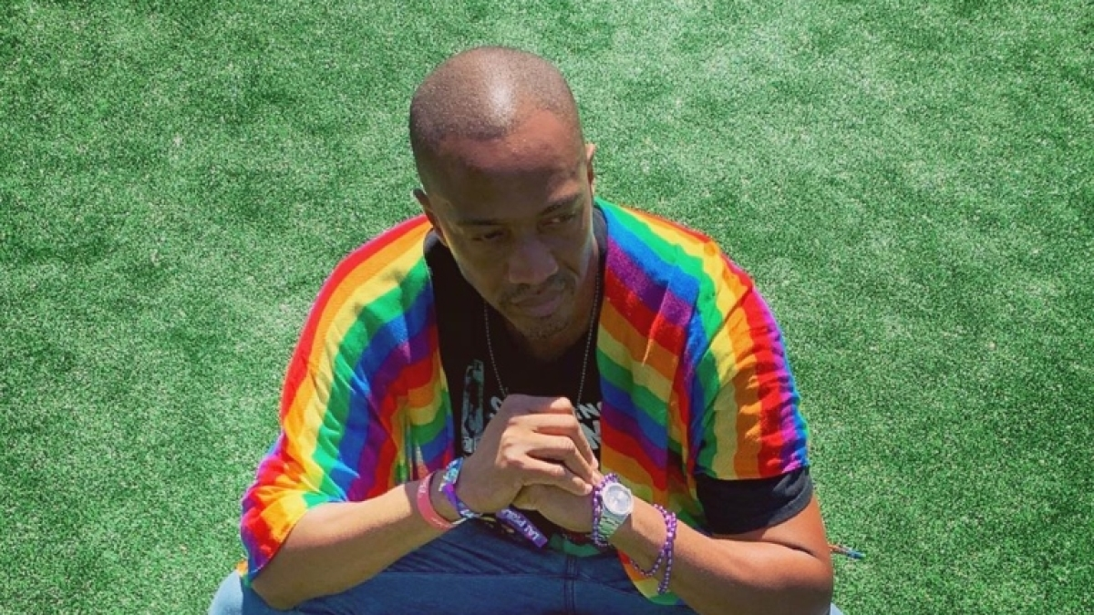 'Marvel's Agents of S.H.I.E.L.D.' Deathlok aka J. August Richards comes out as gay