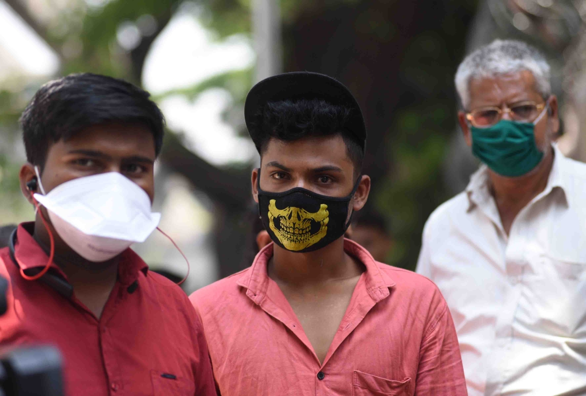 Coronavirus in Mumbai: 3-ply masks scarce, cloth versions sell at premium