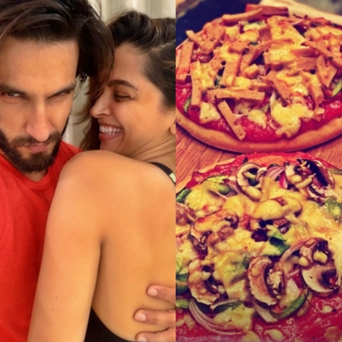 Biwi No. 1: Deepika Padukone makes delicious pizza at 4 AM for hubby Ranveer Singh