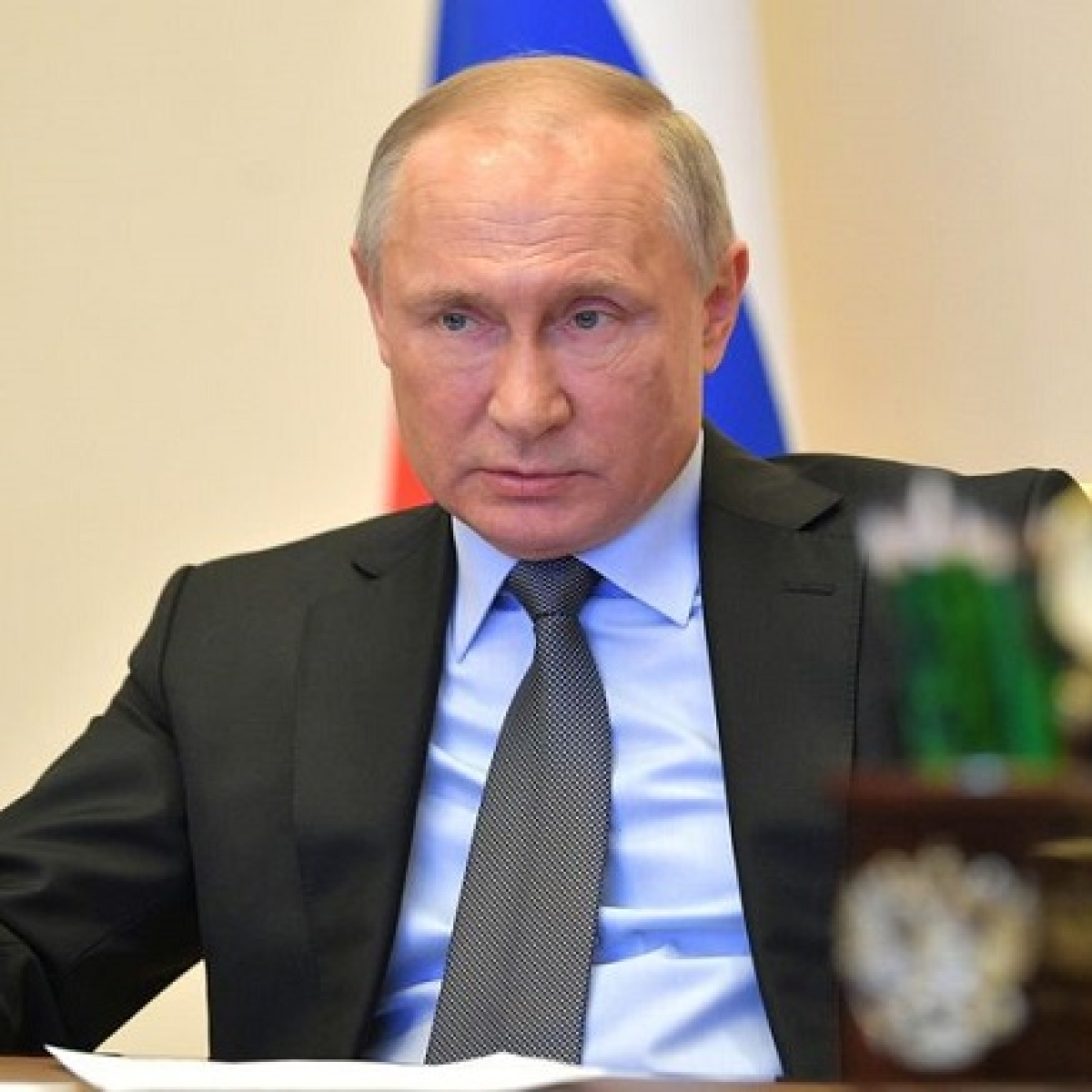 Vladimir Putin to step down as Russian President in January amid fears he has Parkinson's disease: Report