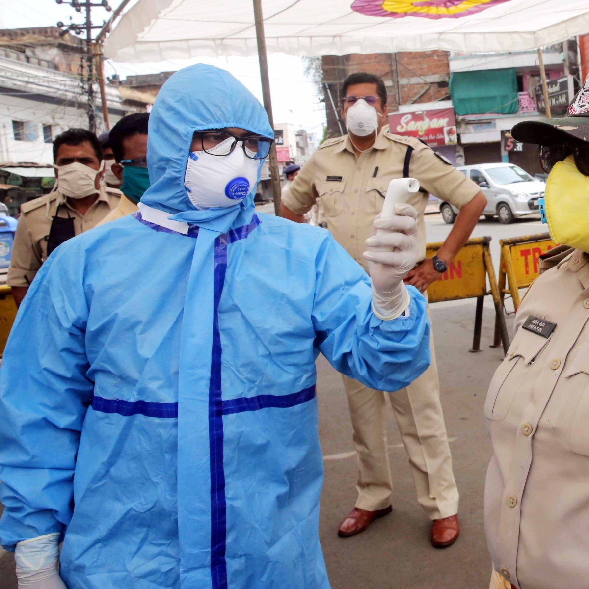 Coronavirus in Maharashtra: COVID-19 hits state police; 18 dead, 1,809 infected