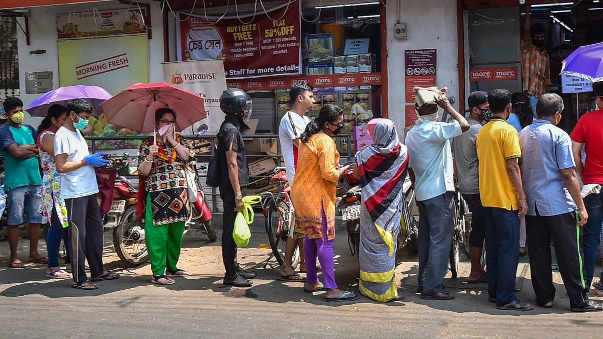 No mask, no essentials: UP's Balrampur asks shopkeepers to turn away people without protection