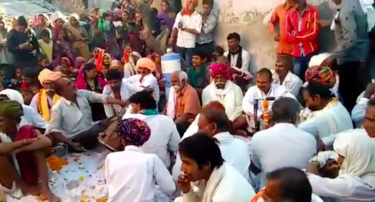 No learning from Nizamuddin: Rajasthan reports gathering of over 1,000 people for Ram Navami celebrations amid COVID-19 lockdown