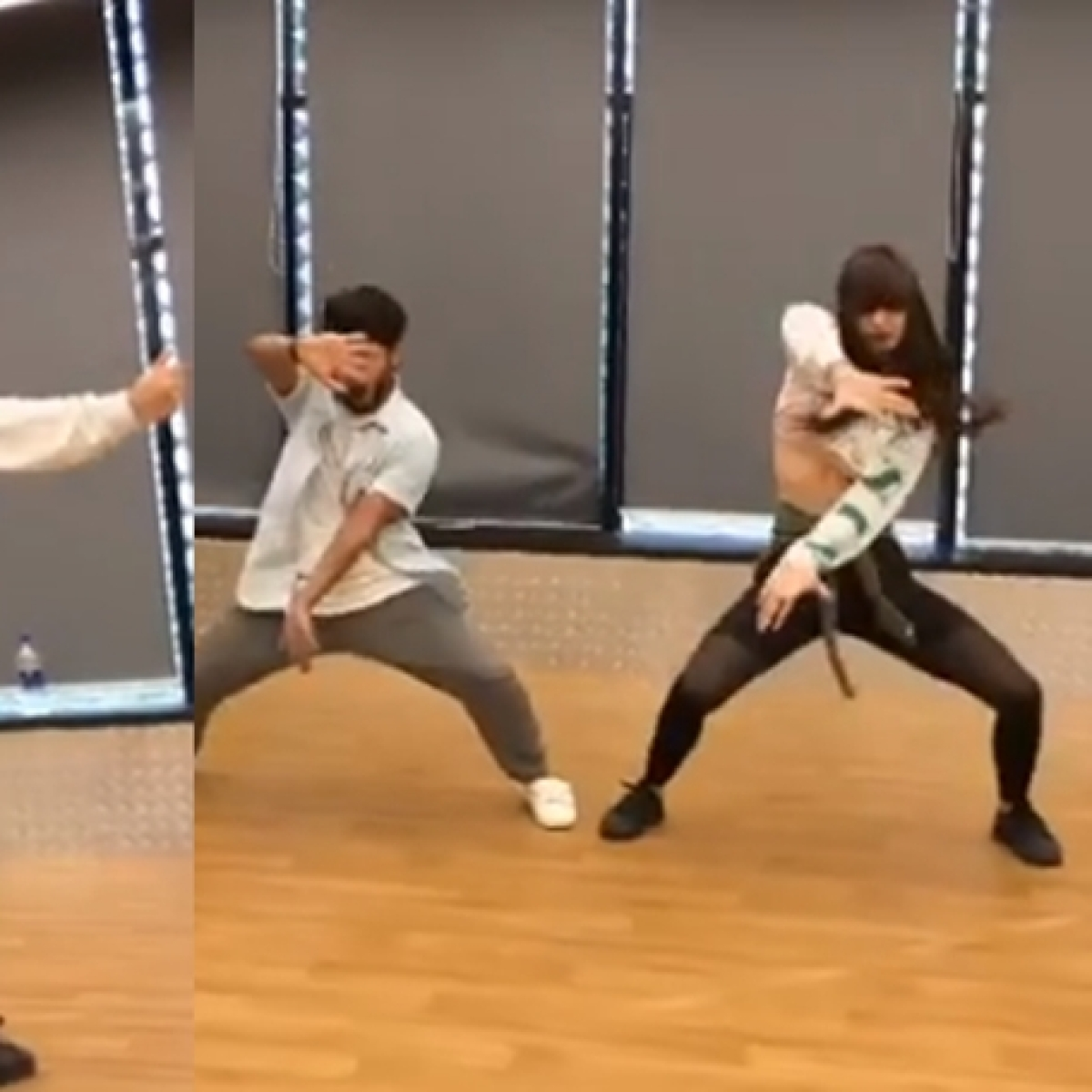 Disha Patani is the queen of 'twerk' in this sizzling throwback dance video on 'Bum Bum Tam Tam'