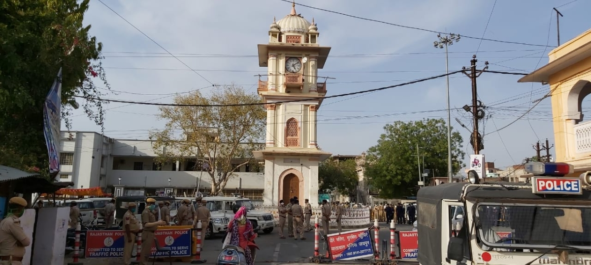 Coronavirus in Rajasthan: Tonk police registers case against Tablighi Jamaat member for hiding travel history