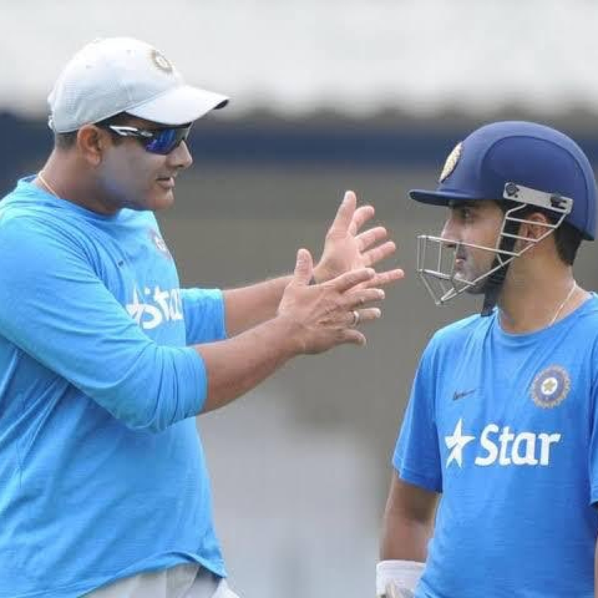 Gambhir recalls his days under Anil Kumble's captaincy, says he would have given his life for him