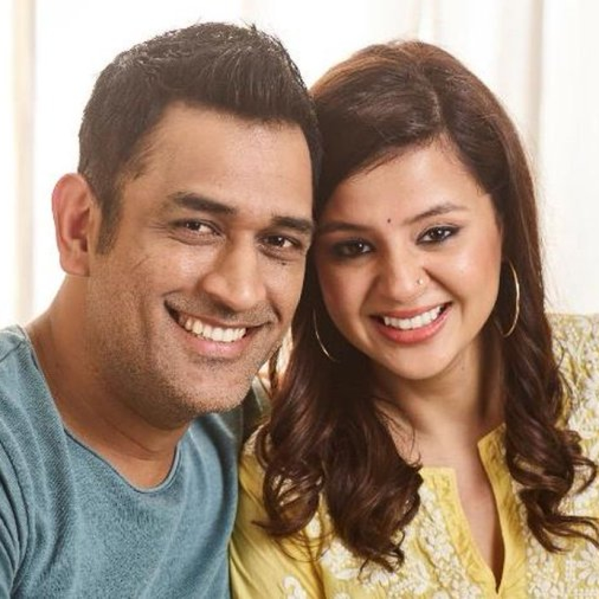 Sakshi reveals cherished moments with hubby MS Dhoni