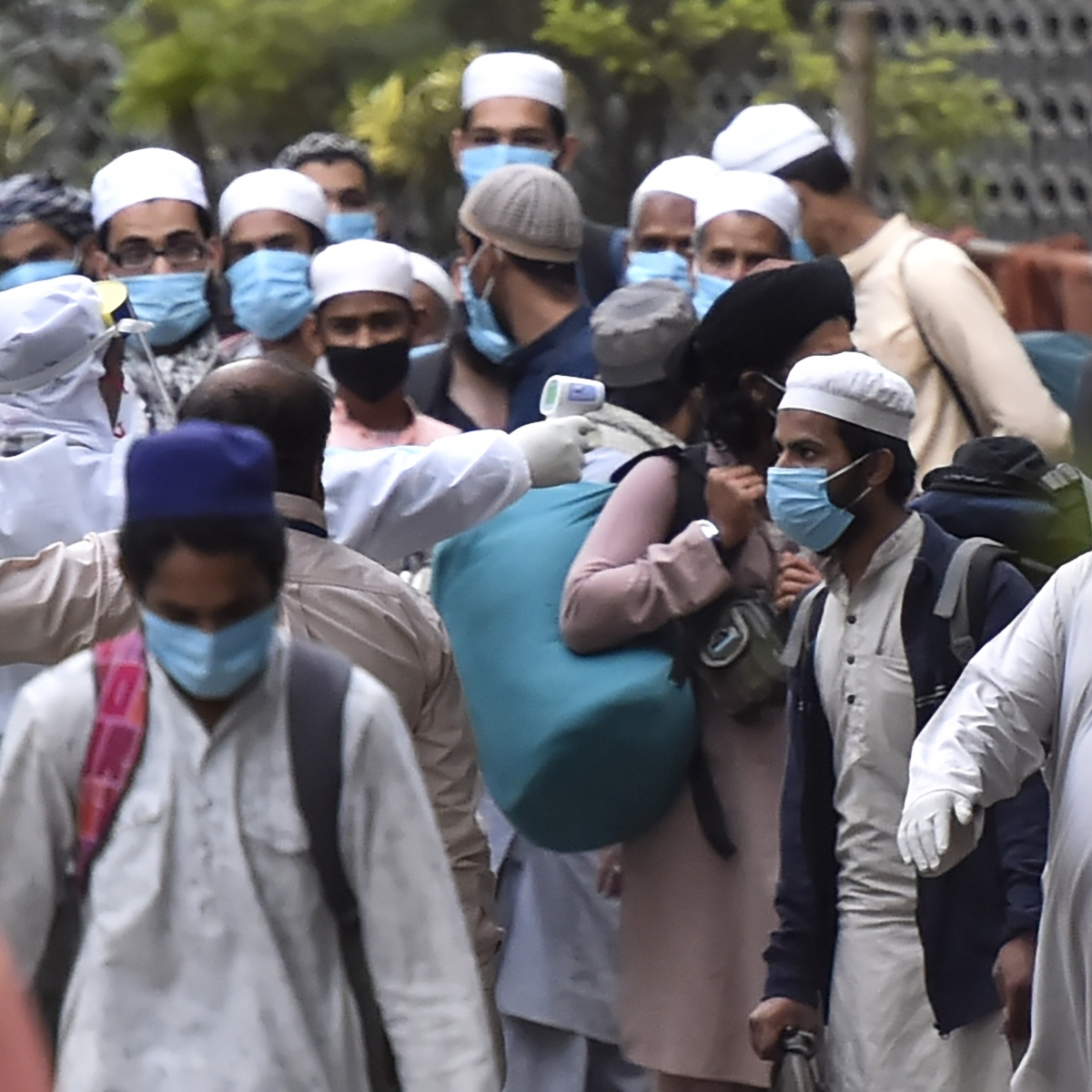Coronavirus in Mumbai: FIR filed against 150 Tablighi Jamaat members for violating quarantine orders