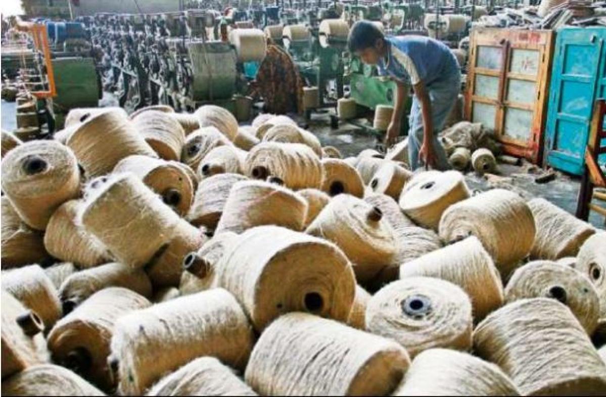 Amid coronavirus lockdown, Jute industry incurs Rs 1,250 cr loss