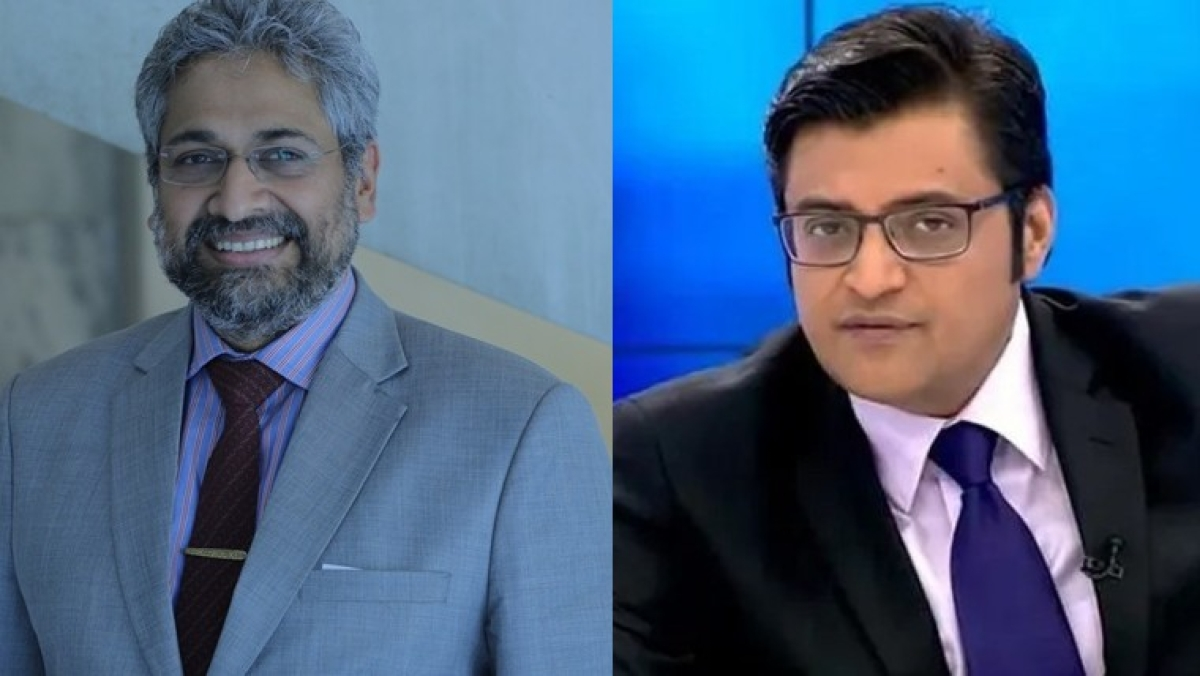 The Wire's Siddharth Varadarajan's condemns attack on Arnab Goswami, says 'goons should be prosecuted to fullest extent of law'