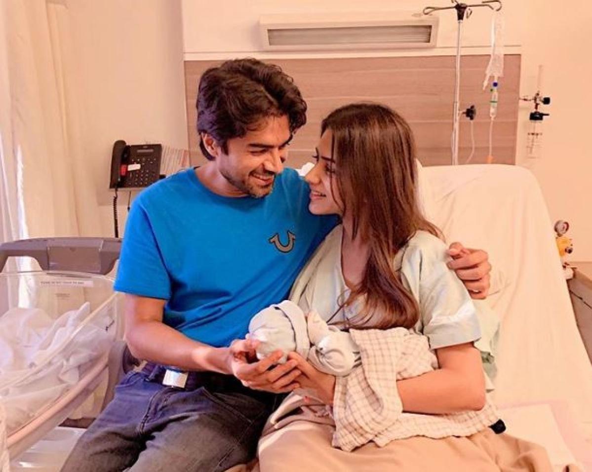 Smriti Khanna, Gautam Gupta become parents to a 'princess'; see pic