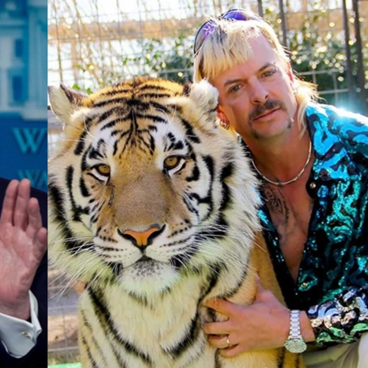 Donald Trump to look into the case of Joe Exotic from Netflix's popular show 'Tiger King'
