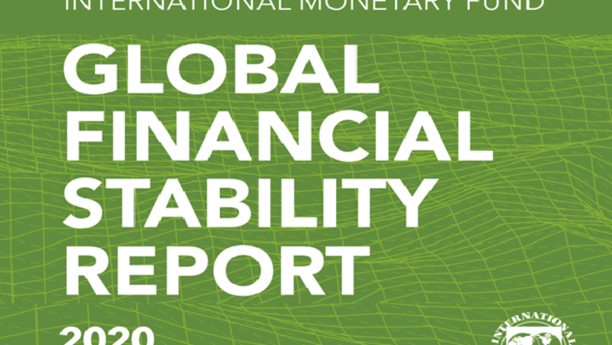 COVID-19 Newsletter: Global Financial Stability Report by IMF