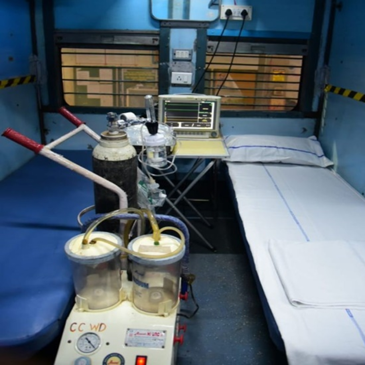 Railways to convert 503 coaches into isolation wards for Covid-19 patients in Delhi-NCR