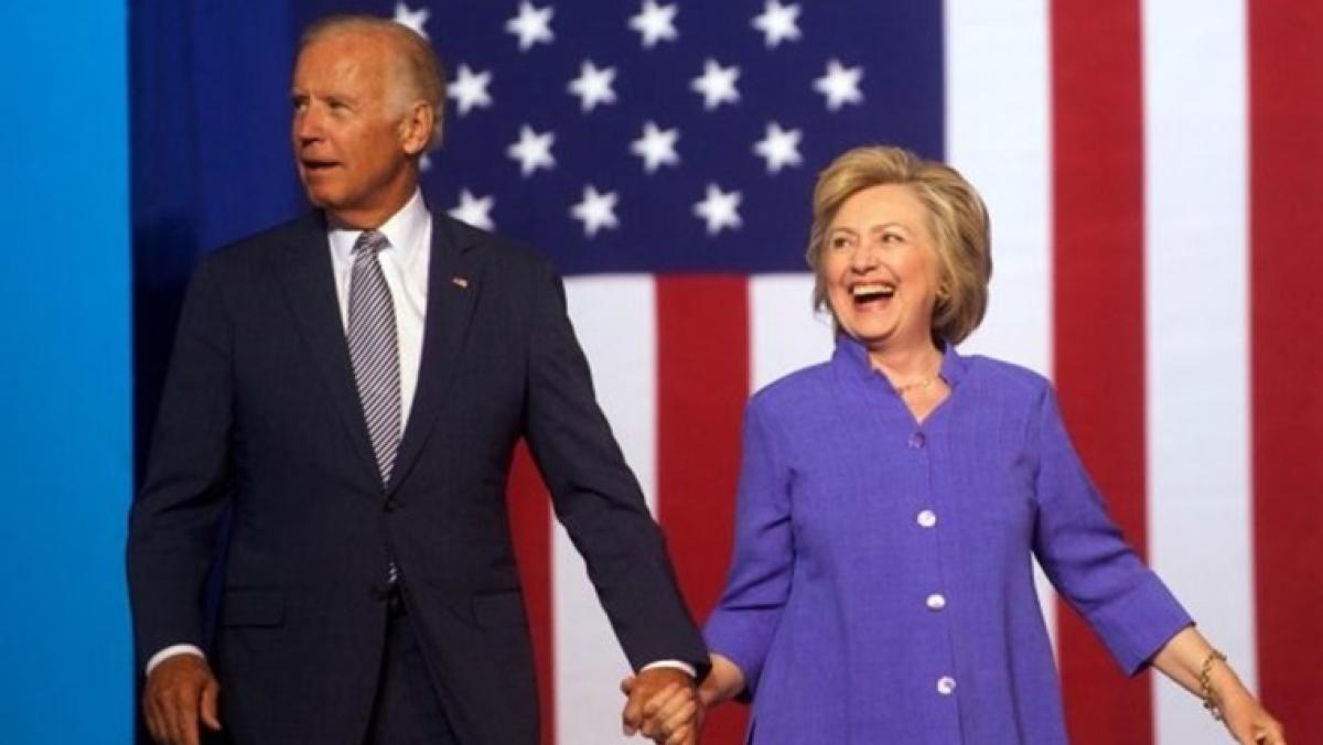 Hillary Clinton endorses Joe Biden to challenge Donald Trump
