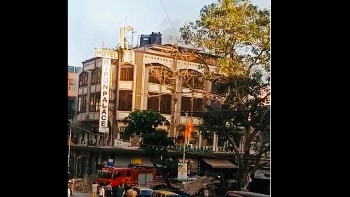 Mumbai Fire Update: Fire breaks out in Nagpada hotel used for coronavirus quarantine
