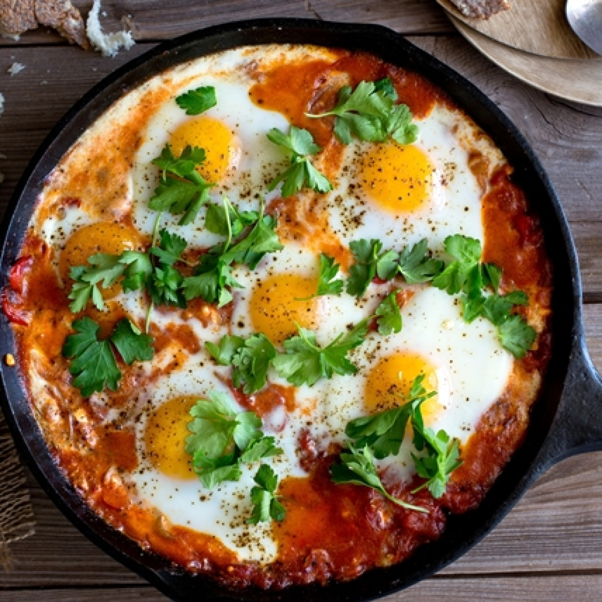 Shakshouka: The 5-ingredient quarantine favourite delicacy amid lockdown