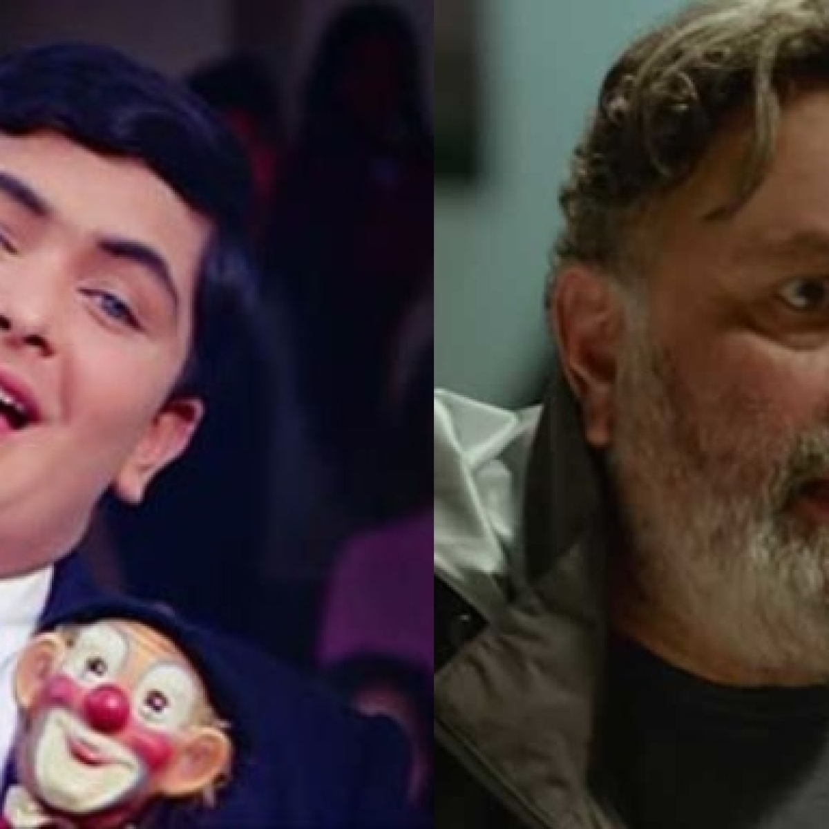 From cherubic boy to loving father: A look at  Rishi Kapoor's journey proves it's the end of an era