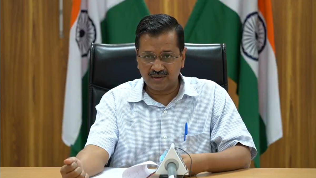 Almost half of Delhi's coronavirus cases are from the Nizamuddin cluster, reveals Arvind Kejriwal