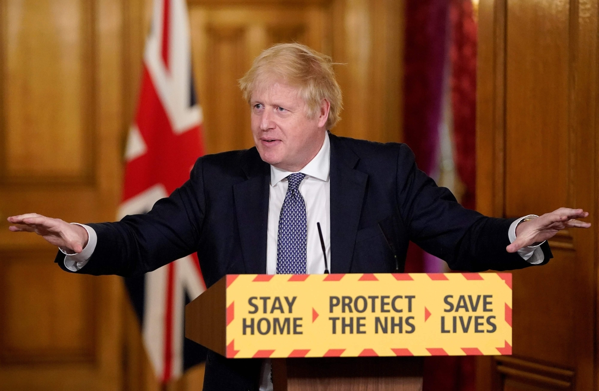 UK PM Boris Johnson to set up plan to revive economy; says will not risk second coronavirus spike