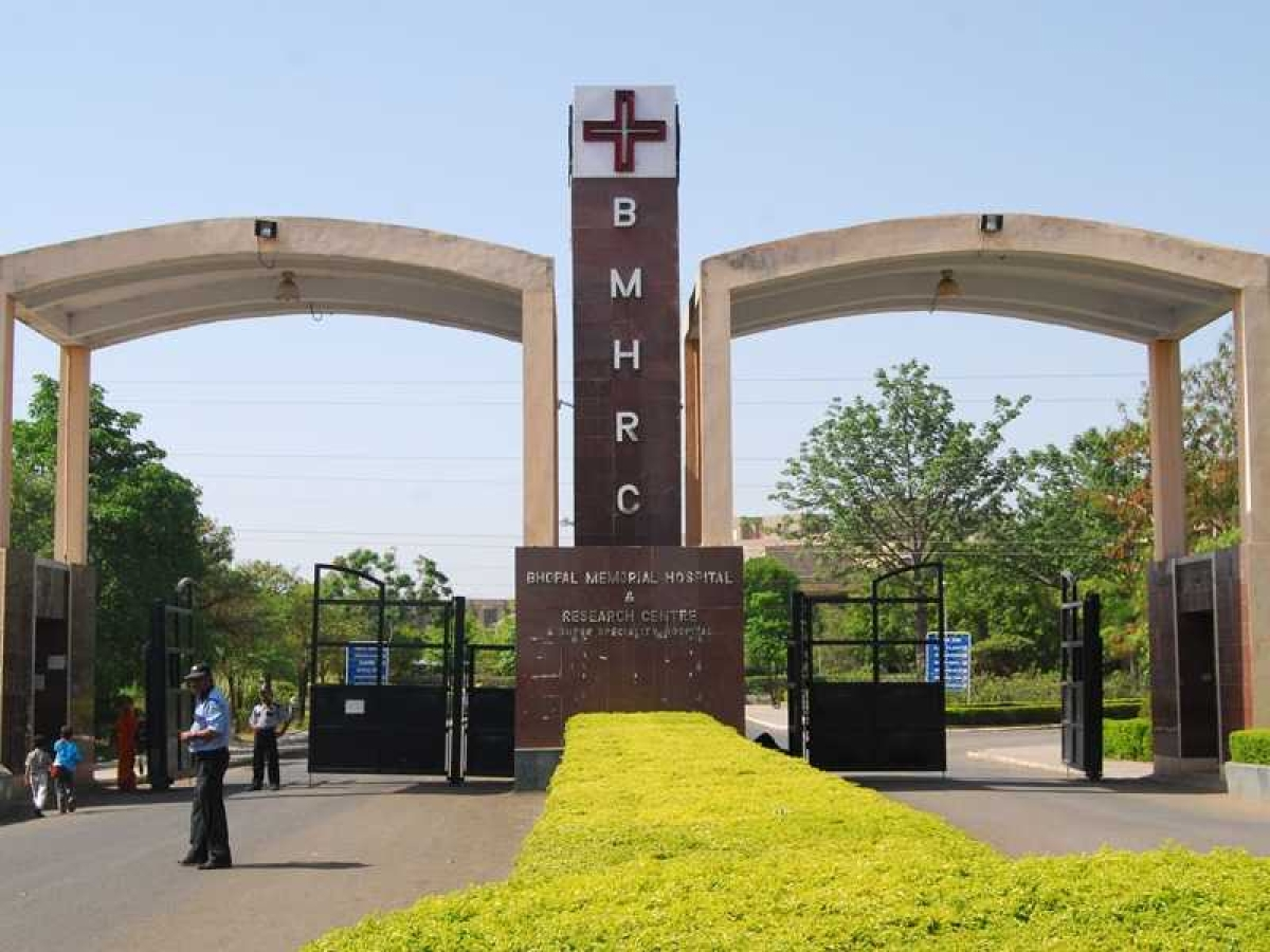 Bhopal: BMHRC removed from list of corona dedicated hospital