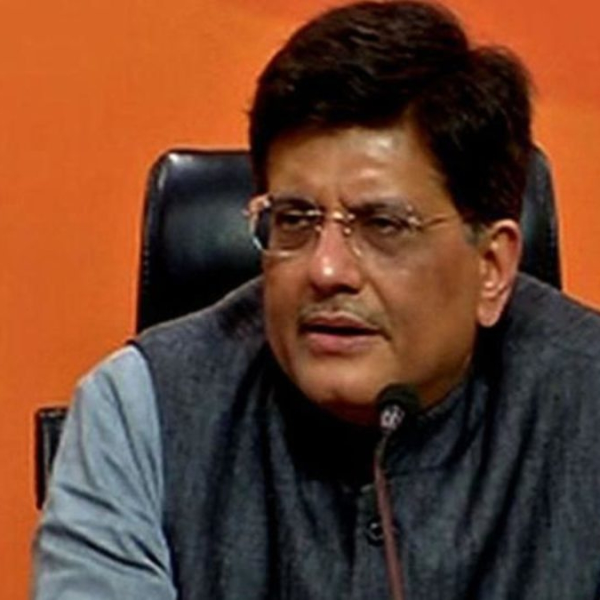 'It's been 1.5 hours...': Piyush Goyal censures Maha govt over lack of response to offer of 125 special trains for workers