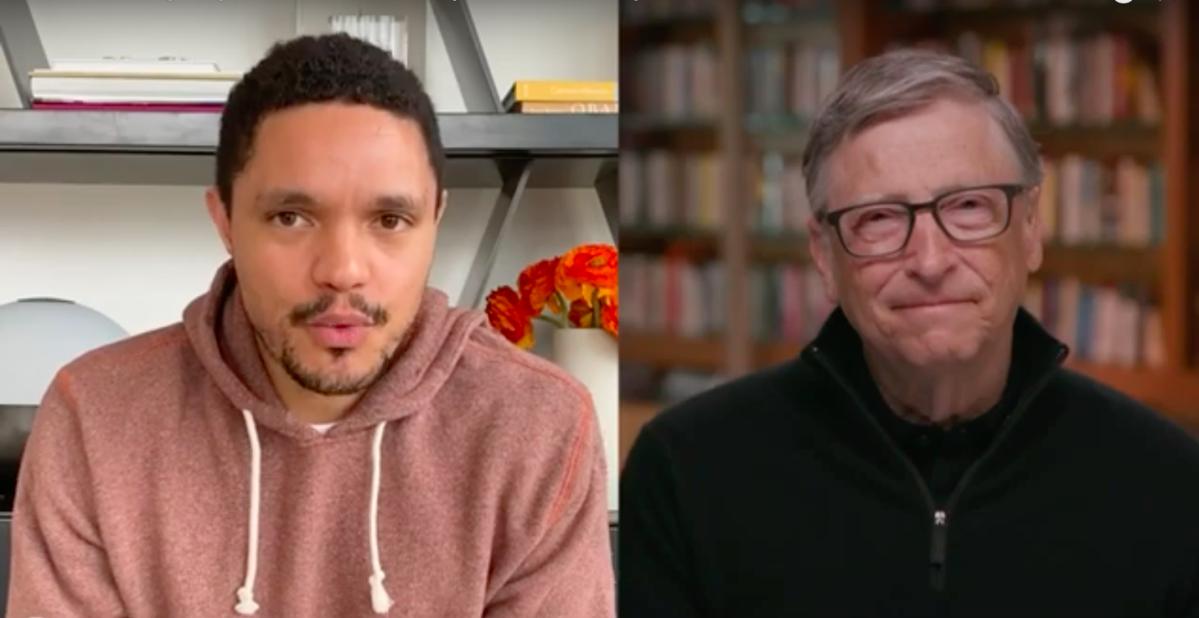 Funding new factories for 7 potential coronavirus vaccines: Bill Gates tells Trevor Noah
